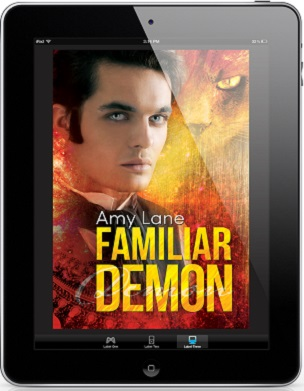Gay Angels and Demons – MM Good Book Reviews