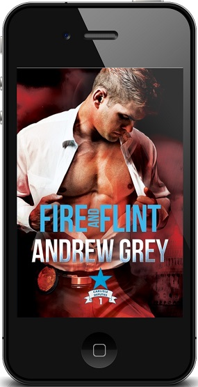 Fire and Flint by Andrew Grey ~ Audio Review