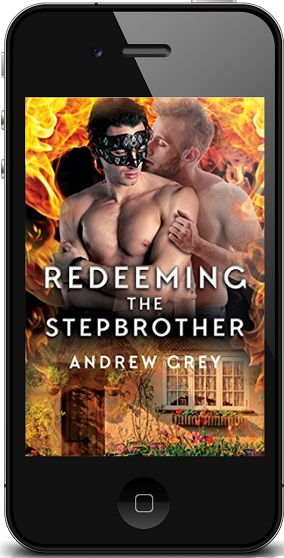 Andrew Grey - Redeeming the Stepbrother 3d Audio Cover sv54wd