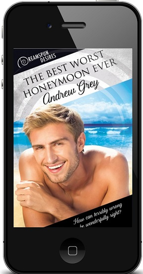The Best Worst Honeymoon by Andrew Grey ~ Audio Review