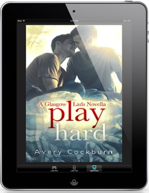 Play Hard by Avery Cockburn Release Blast, Excerpt & Giveaway!