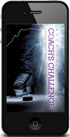Coaches Challenge by Avon Gale ~ Audio Review