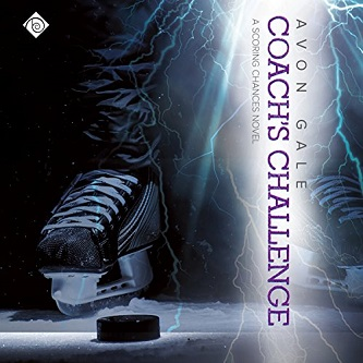 Avon Gale - Coach's Challenge Audio Cover 85oe9q