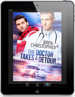 The Doctor Takes A Detour by Bren Christopher Blog Tour, Excerpt & Giveaway!