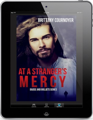 At A Stranger's Mercy by Brittany Cournoyer