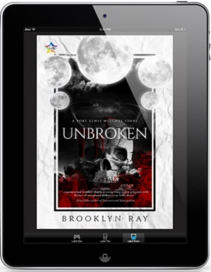 Unbroken by Brooklyn Ray Release Blast, Excerpt & Giveaway!