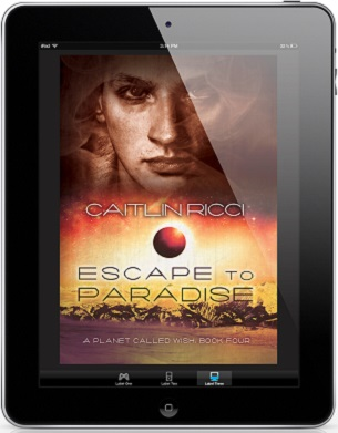 Escape to Paradise by Caitlin Ricci