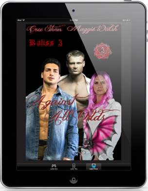 Against All Odds by Cree Storm & Maggie Walsh