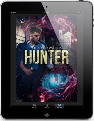 Hunter by Dez Schwartz Release Blast, Excerpt & Giveaway!