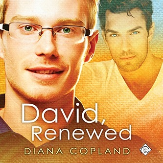 Diana Copland - David, Renewed Audio Cover 2b36pa