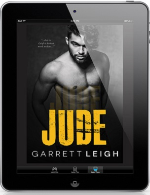 Jude by Garrett Leigh Blog Tour & Giveaway!