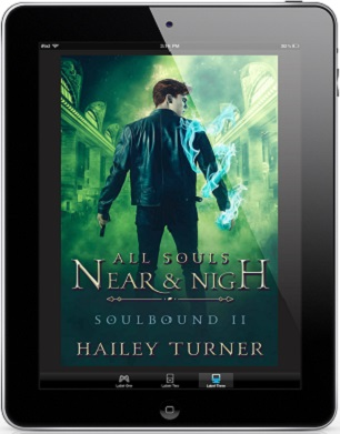 Hailey Turner - All Souls Near & Nigh 3d Cover 45hep92