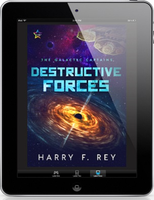 Destructive Forces by Harry F. Rey Release Blast, Excerpt & Giveaway!