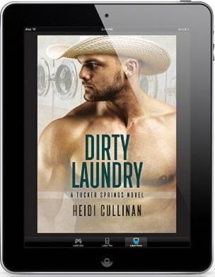 Dirty Laundry by Heidi Cullinan (2nd Edition)
