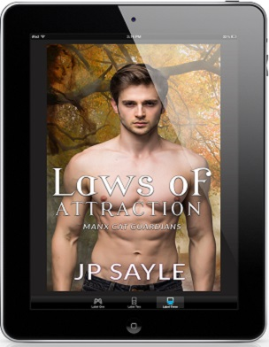 Laws of Attraction by J.P. Sayle Blog Tour, Excerpt & Giveaway!