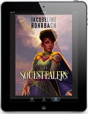 Soulstealers by Jacqueline Rohrbach Release Blast, Excerpt & Giveaway!