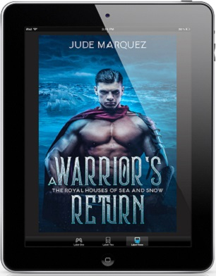 A Warrior's Return by Jude Marquez