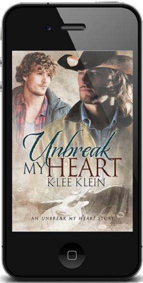 Unbreak My Heart by K-Lee Klein by Audio Review