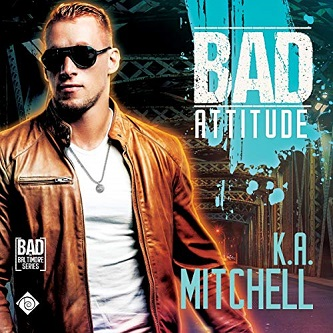 K.A. Mitchell - Bad Attitude Audio Cover 274yhrw