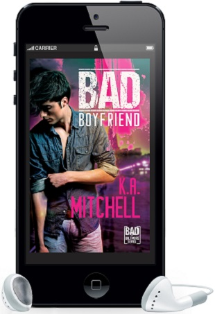 Bad Boyfriend by KA Mitchell ~ Audio Review
