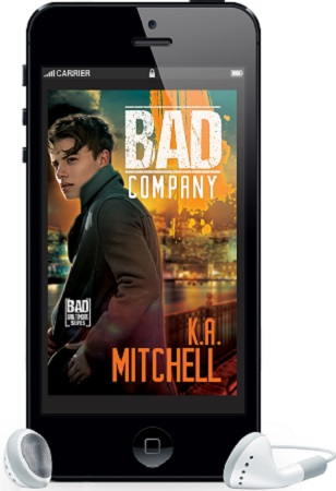 Bad Company by K.A. Mitchell ~ Audio Review