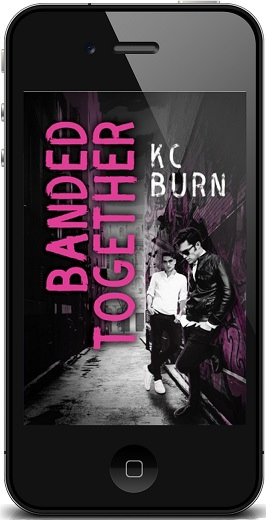 Banded Together by K.C. Burn ~ Audio Review