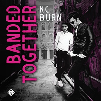 K.C. Burn - Banded Together Audio Cover 715ufw