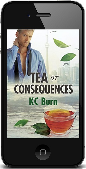 Tea and Consequences by K.C. Burn ~ Audio Review