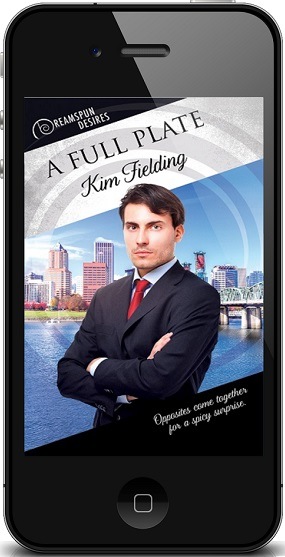 A Full Plate by Kim Fielding ~ Audio Review