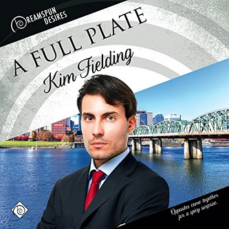 Kim Fielding - Full Plate Audio Cover 3482b2xp