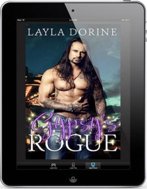 Gypsy's Rogue by Layla Dorine Release Blast & Excerpt!
