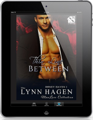 Thin Line Between by Lynn Hagen
