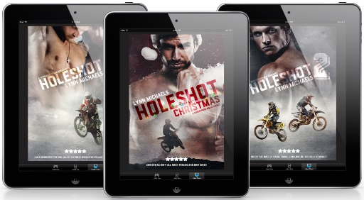 The Holeshot series by Lynn Michaels Blitz & Giveaway!