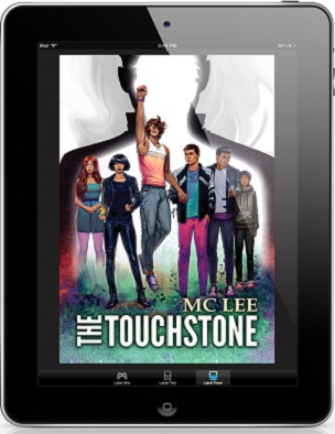 The Touchstone by M.C. Lee