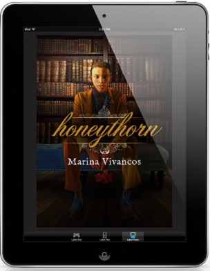 Honeythorn by Marina Vivancos Release Blast & Giveaway!