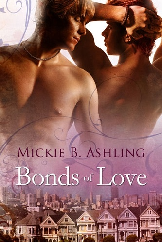Mickie B. Ashling - Bonds of Love Cover 475h3v3
