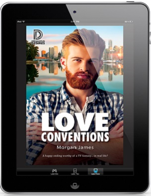 Love Conventions by Morgan James Guest Post & Excerpt!