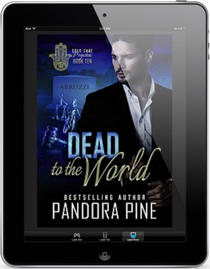Dead to the World by Pandora Pine