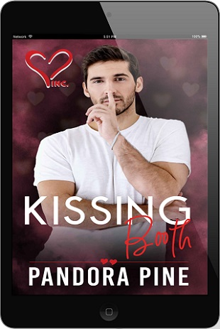 Kissing booth by Pandora Pine