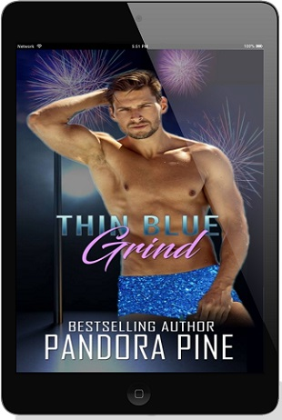 Thin Blue Grind by Pandora Pine *Free Read*