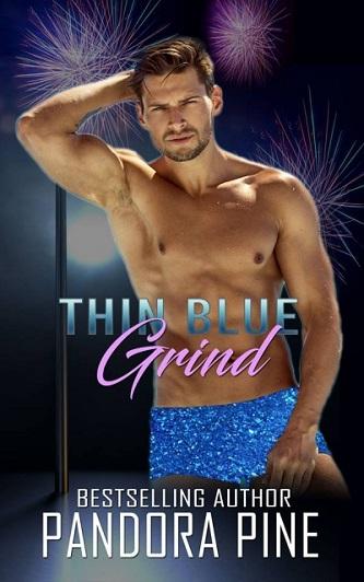 Pandora Pine - Thin Blue Grind Cover 837hh3