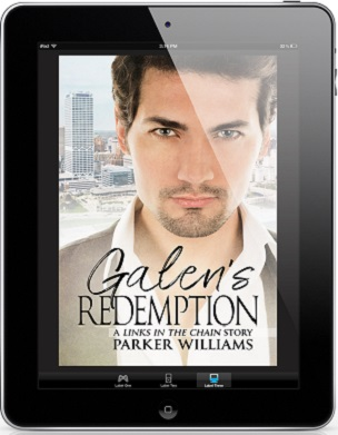 Galen's Redemption by Parker Williams Blog Tour, Guest Post, Excerpt & Giveaway!