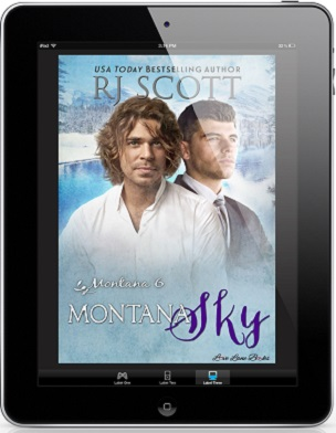 Montana Sky by R.J. Scott Blog Tour & Giveaway!