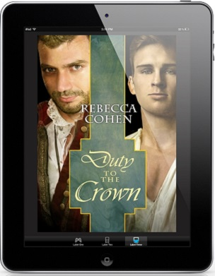 Duty To The Crown by Rebecca Cohen (2nd Edition) *Retro Review*