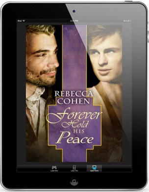 Forever Hold His Peace by Rebecca Cohen *Retro Review*