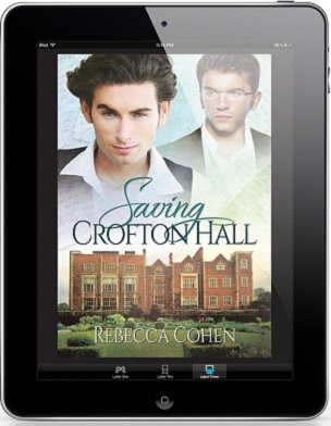 Saving Crofton Hall by Rebecca Cohen *Retro Review*