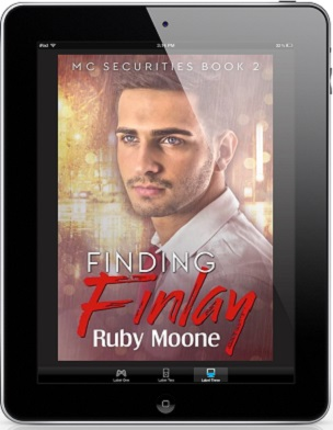 Finding Finlay by Ruby Moone Blog Tour, Excerpt & Giveaway!