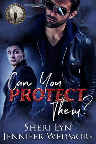 Sheri Lyn & Jennifer Wedmore - Can You Protect Them Cover 987653486
