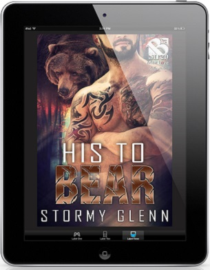 His to Bear by Stormy Glenn