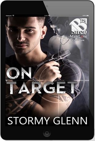 Stormy Glenn - On Target 3d Cover 37hqg43